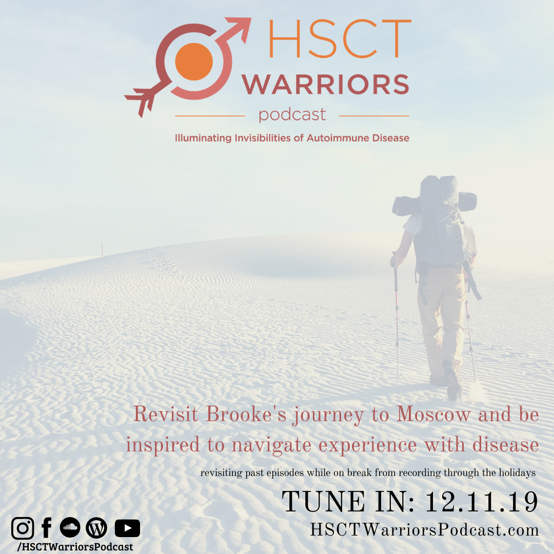 HSCT Warriors Podcast Ep. 41