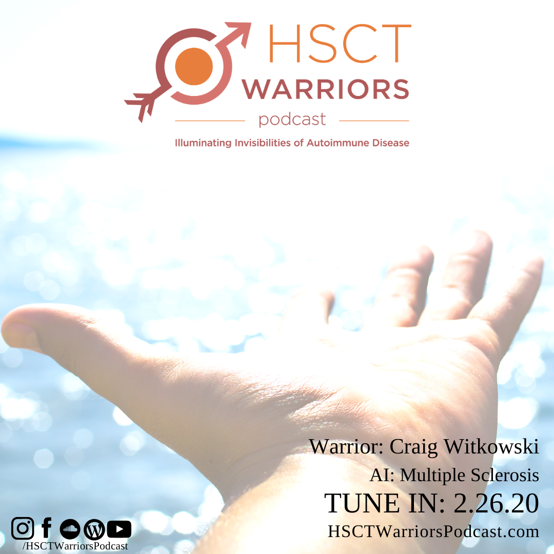 HSCT Warriors Podcast S4.Ep. 4