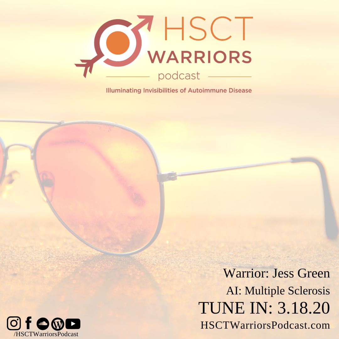 HSCT Warriors Podcast S4.Ep. 7