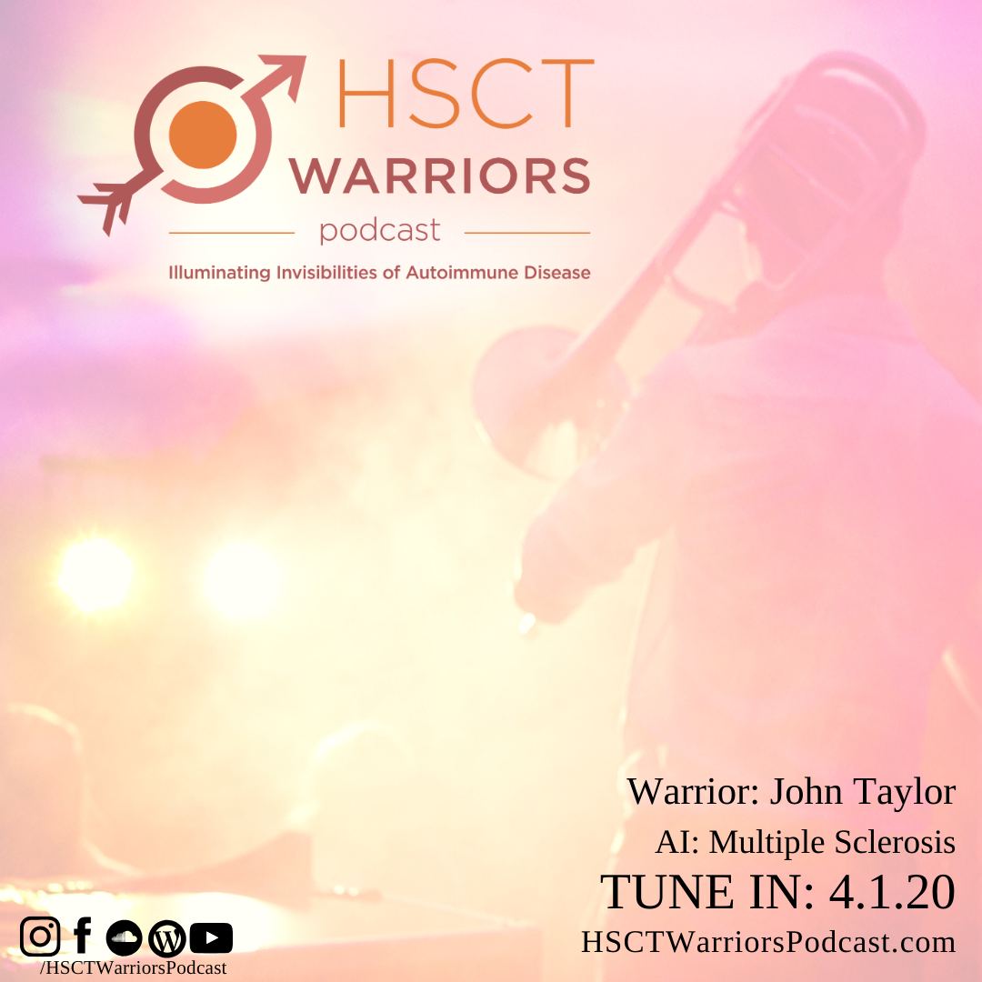 HSCT Warriors Podcast S4.Ep. 9